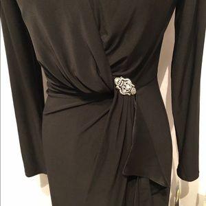 Ralph Lauren Elegant Jersey Sheath